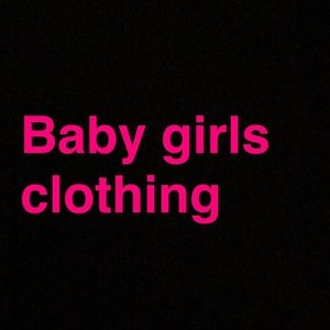 Baby girl clothing | 6-24 months